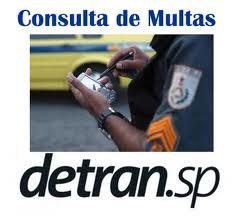 Consulta de Multas Detran SP